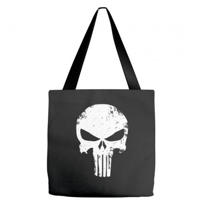 The Punisher Skull Tote Bags Designed By Constan002