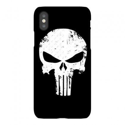 The Punisher Skull Iphonex Case Designed By Constan002