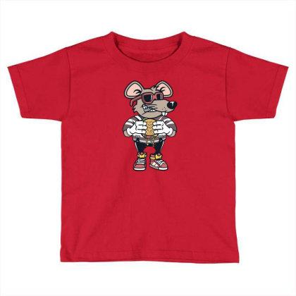 Rat Burglar Toddler T-shirt Designed By Hortoner
