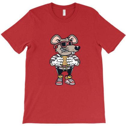 Rat Burglar T-shirt Designed By Hortoner