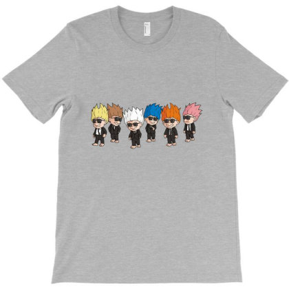 Reservoir Trolls T-shirt Designed By Hortoner