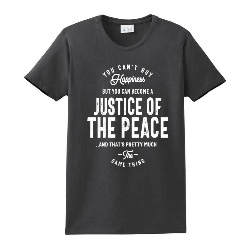 Justice Of The Peace Job Title Gift Ladies Classic T-shirt | Artistshot