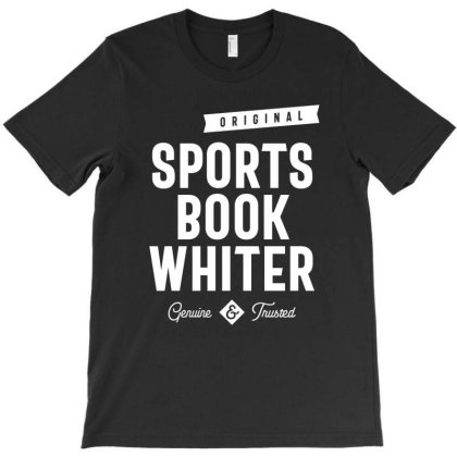 Sports Book Whiter Job Title Gift T-shirt Designed By Cidolopez