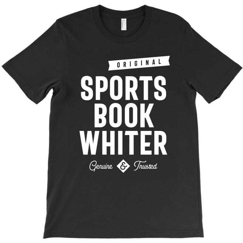 Sports Book Whiter Job Title Gift T-shirt | Artistshot