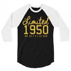 limited 1950 edition 3/4 Sleeve Shirt | Artistshot