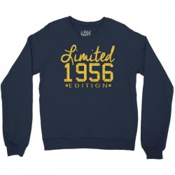 limited 1956 edition Crewneck Sweatshirt | Artistshot