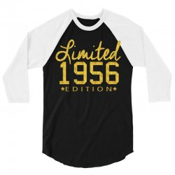 limited 1956 edition 3/4 Sleeve Shirt | Artistshot