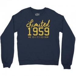 limited 1959 edition Crewneck Sweatshirt | Artistshot
