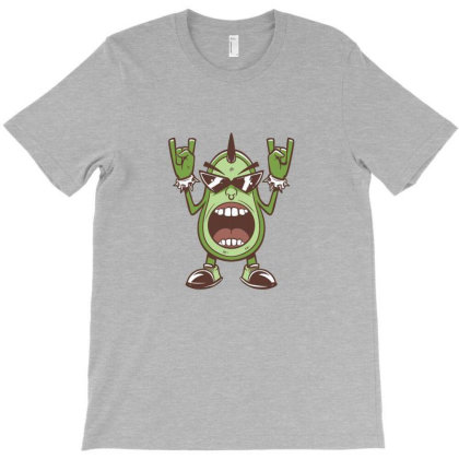 Guac On T-shirt Designed By Fordsn