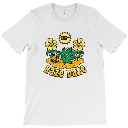 Haze Daze T-shirt Designed By Fordsn