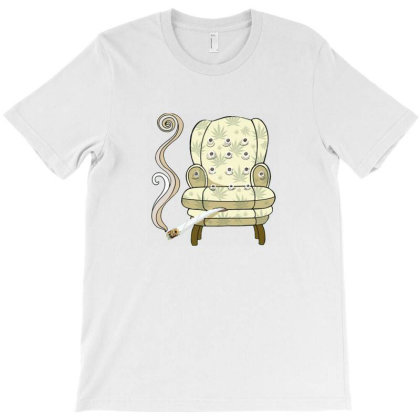 High Chair T-shirt Designed By Fordsn