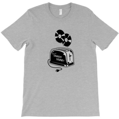 Lp Toaster T-shirt Designed By Fordsn