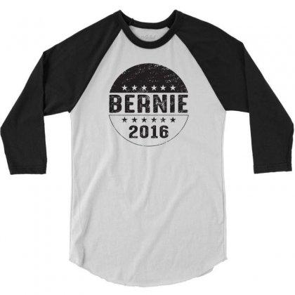Bernie 2016 3/4 Sleeve Shirt Designed By Tshiart