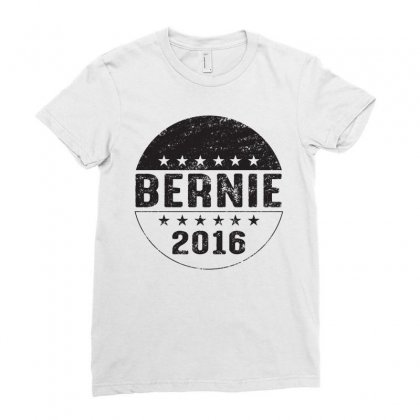 Bernie 2016 Ladies Fitted T-shirt Designed By Tshiart