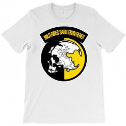 mgs  militaires sans frontieres T-Shirt | Artistshot