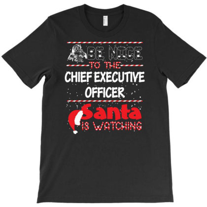 Chief Executive Officer  Ugly Christmas Sweaters  Funny Xmas Sweaters T-shirt Designed By Hoainv