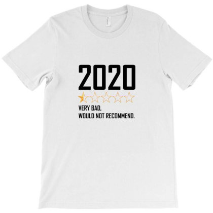 2020 Very Bad T-shirt Designed By Manyprints