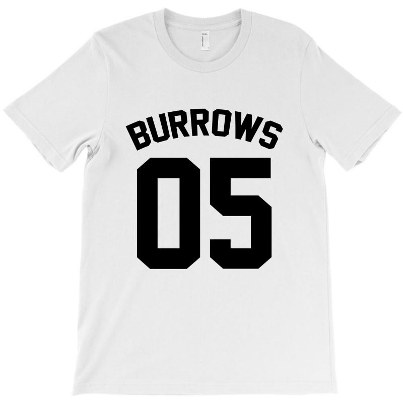 Jersey: Lincoln Burrows T-shirt | Artistshot