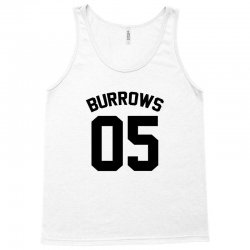 Jersey: Lincoln Burrows Tank Top | Artistshot