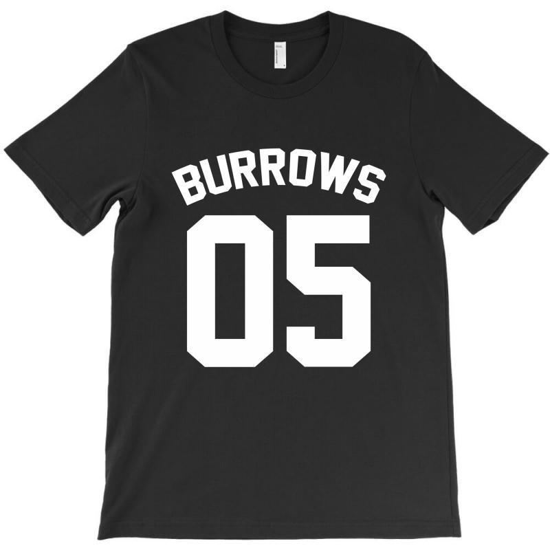 Jersey: Lincoln Burrows T-shirt | Artistshot