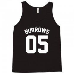Jersey: Lincoln Burrows Tank Top | Artistshot