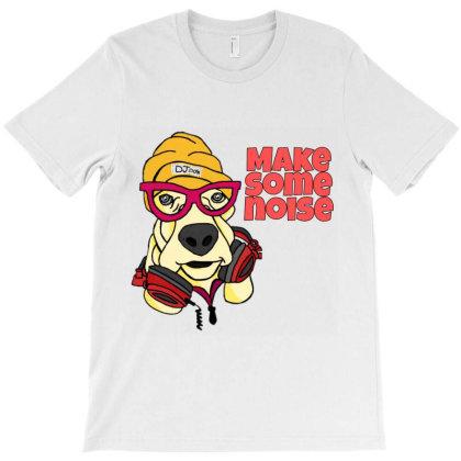Dj Doggo T-shirt Designed By Artby_shikha