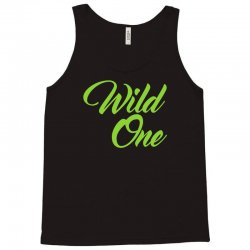Wild One Tank Top | Artistshot