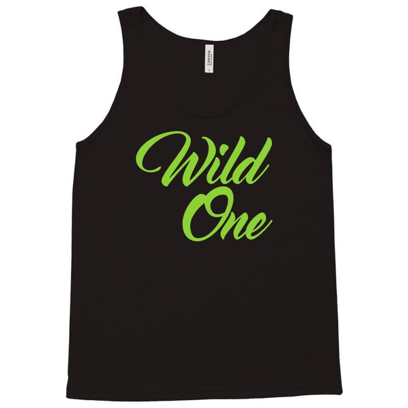 Wild One Tank Top | Artistshot