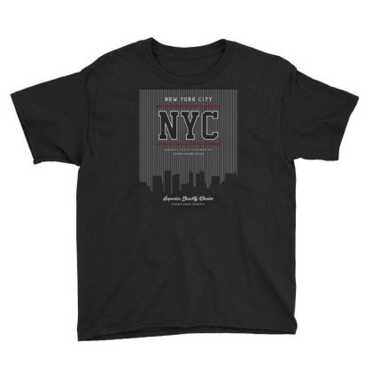 Nyc Youth Tee Designed By Wiraart