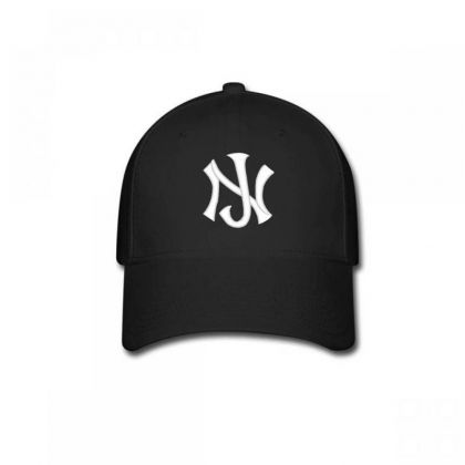 New Jersey Logo Embroidery Embroidered Hat Baseball Cap Designed By Madhatter
