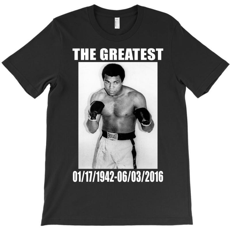 The Greatest Mohamoed Ali T-shirt   Artistshot