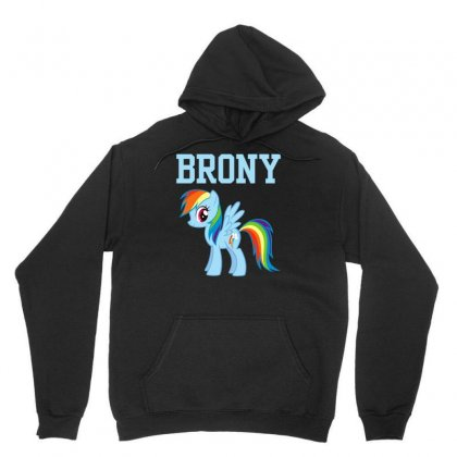 My Little Pony Brony Unisex Hoodie Designed By Jafarnr1966