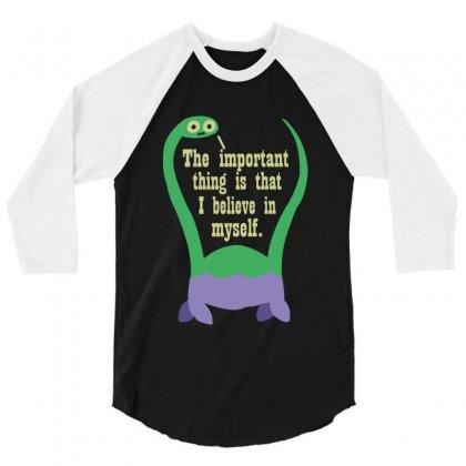 Myth Understood 3/4 Sleeve Shirt Designed By Jafarnr1966