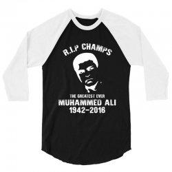 ALI legend 3/4 Sleeve Shirt | Artistshot