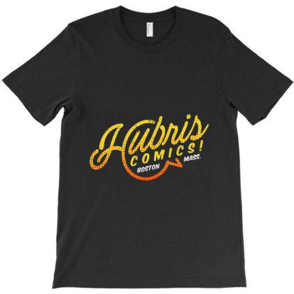 Hubris T-shirt Designed By Rifky Andhara