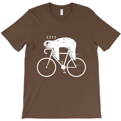 Slow Rider T-shirt Designed By Courtney