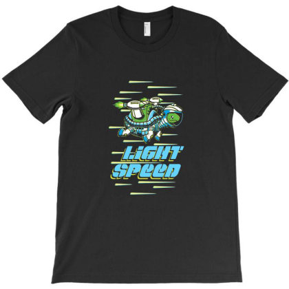 Space Turtle T-shirt Designed By Mildred