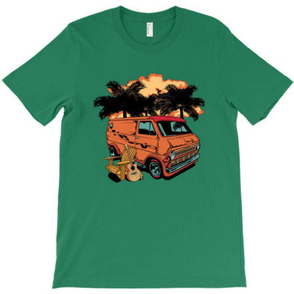 Summer Tour T-shirt Designed By Mildred