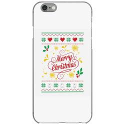 Merry Christmas iPhone 6/6s Case | Artistshot