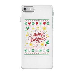 Merry Christmas iPhone 7 Case | Artistshot