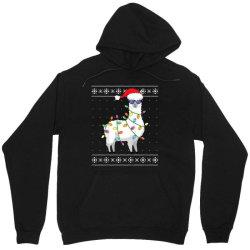 alpaca christmas Unisex Hoodie | Artistshot