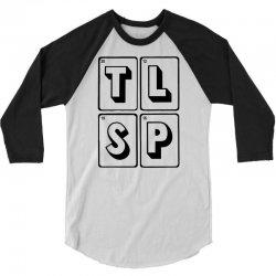 TLSP 3/4 Sleeve Shirt | Artistshot