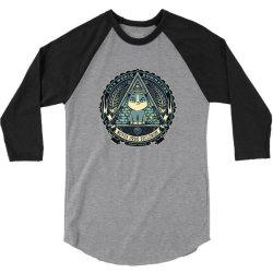 illumeownati 3/4 Sleeve Shirt | Artistshot