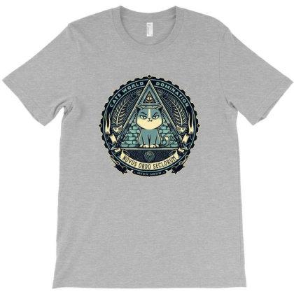 Illumeownati T-shirt Designed By Wangsew