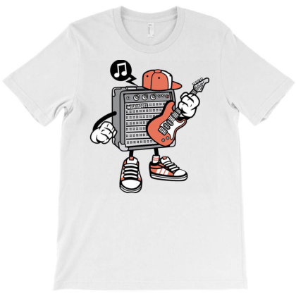 Jam Session T-shirt Designed By Wangsew