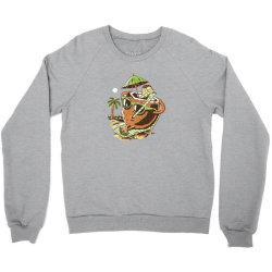 livin the dream Crewneck Sweatshirt | Artistshot