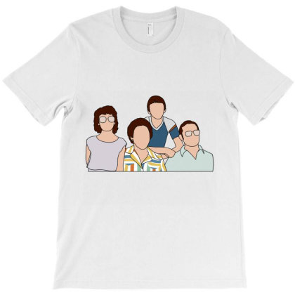 Family Portrait Classic T Shirt T-shirt Designed By Coolstars