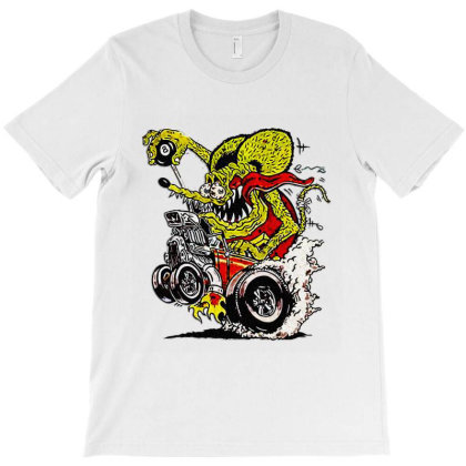 Rat In A Car T Shirt Essential T Shirt T-shirt Designed By Coolstars