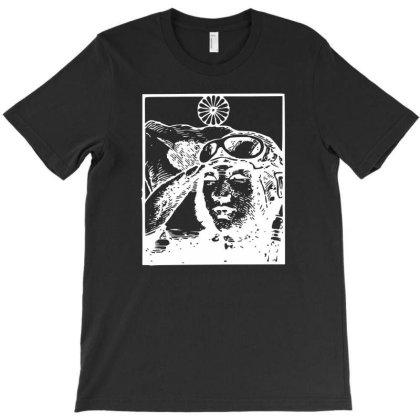 Kamikaze Japan Ww2 Funny T-shirt Designed By Toldo