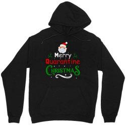 Merry Quarantine Christmas Unisex Hoodie Designed By Bernstinekelly